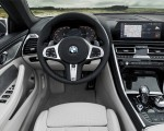 2019 BMW 8 Series M850i xDrive Convertible Interior Cockpit Wallpapers 150x120