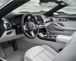 2019 BMW 8 Series M850i xDrive Convertible Interior Wallpapers 150x120