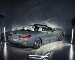 2019 BMW 8 Series M850i xDrive Convertible Rear Three-Quarter Wallpapers 150x120 (47)
