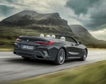 2019 BMW 8 Series M850i xDrive Convertible Rear Three-Quarter Wallpapers 150x120 (11)