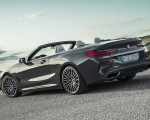 2019 BMW 8 Series M850i xDrive Convertible Rear Three-Quarter Wallpapers 150x120 (22)