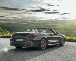 2019 BMW 8 Series M850i xDrive Convertible Rear Three-Quarter Wallpapers 150x120 (21)