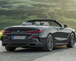 2019 BMW 8 Series M850i xDrive Convertible Rear Three-Quarter Wallpapers 150x120 (20)