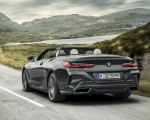 2019 BMW 8 Series M850i xDrive Convertible Rear Three-Quarter Wallpapers 150x120 (10)