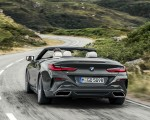 2019 BMW 8 Series M850i xDrive Convertible Rear Wallpapers 150x120 (9)
