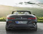 2019 BMW 8 Series M850i xDrive Convertible Rear Wallpapers 150x120 (19)