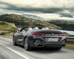 2019 BMW 8 Series M850i xDrive Convertible Rear Wallpapers 150x120 (7)