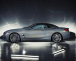 2019 BMW 8 Series M850i xDrive Convertible Side Wallpapers 150x120