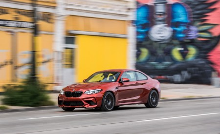 2019 BMW M2 Competition Wallpapers