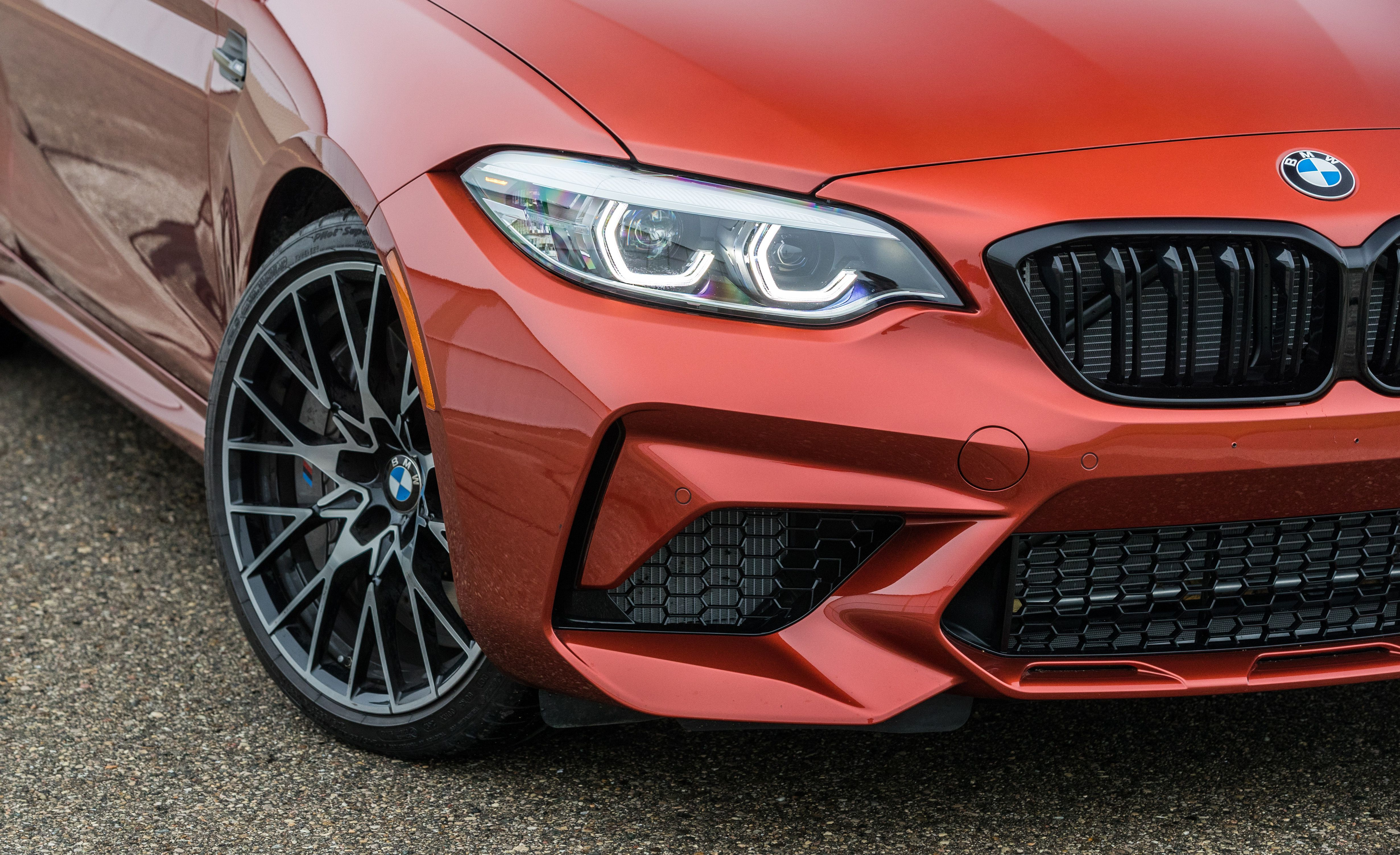 2019 Bmw M2 Competition Headlight Wallpaper 11 Hd Wallpapers