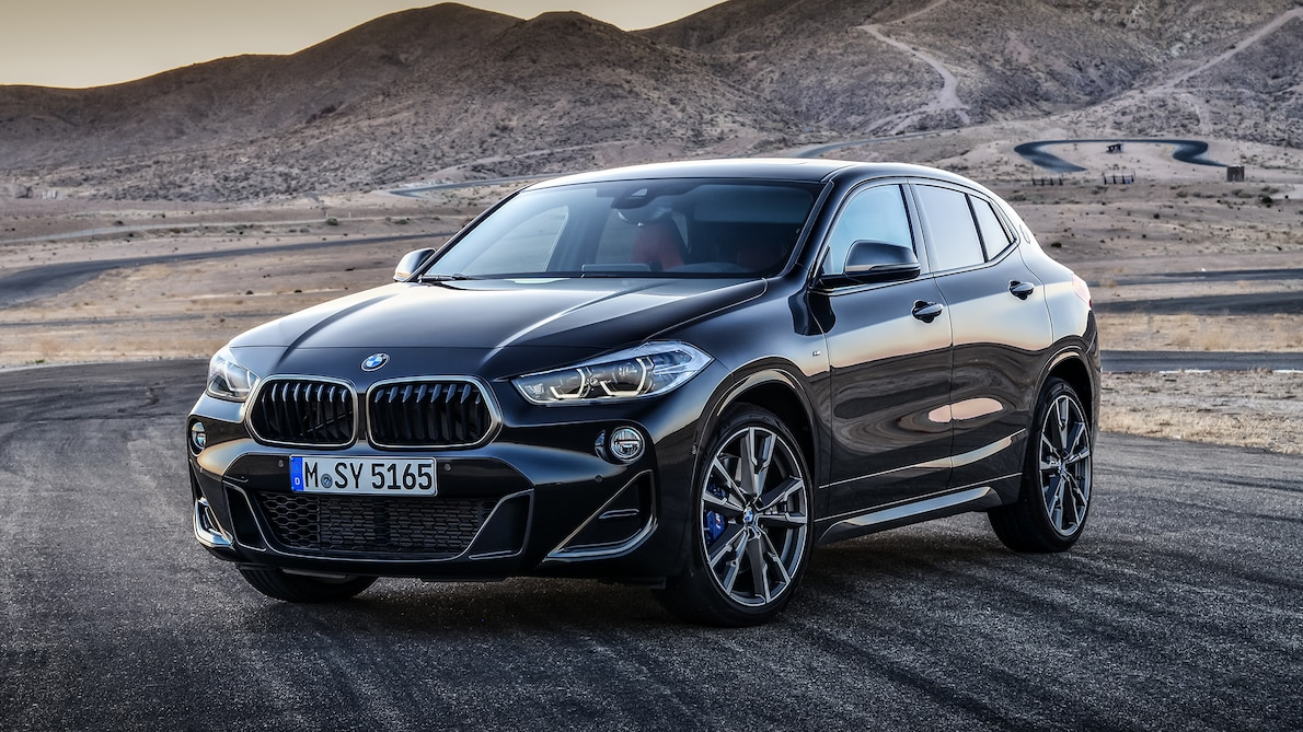 2019 BMW X2 M35i Front Three-Quarter Wallpapers (13)