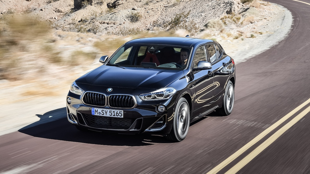 2019 BMW X2 M35i Front Three-Quarter Wallpapers (8)