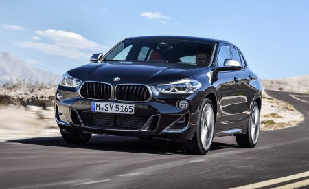 2019 BMW X2 M35i Wallpapers HD