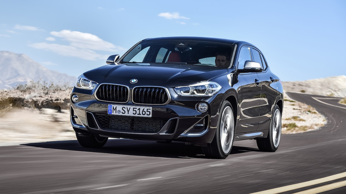 2019 BMW X2 M35i Front Three-Quarter Wallpapers (1)