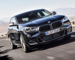 2019 BMW X2 M35i Front Three-Quarter Wallpaper 150x120 (2)