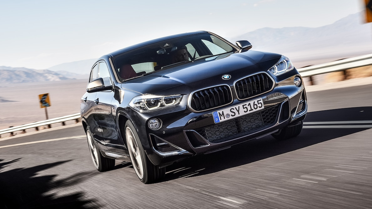 2019 BMW X2 M35i Front Three-Quarter Wallpaper (2)