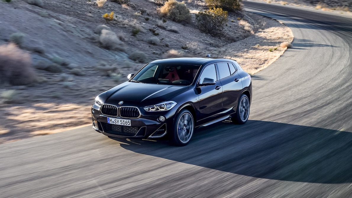 2019 BMW X2 M35i Front Three-Quarter Wallpaper (3)