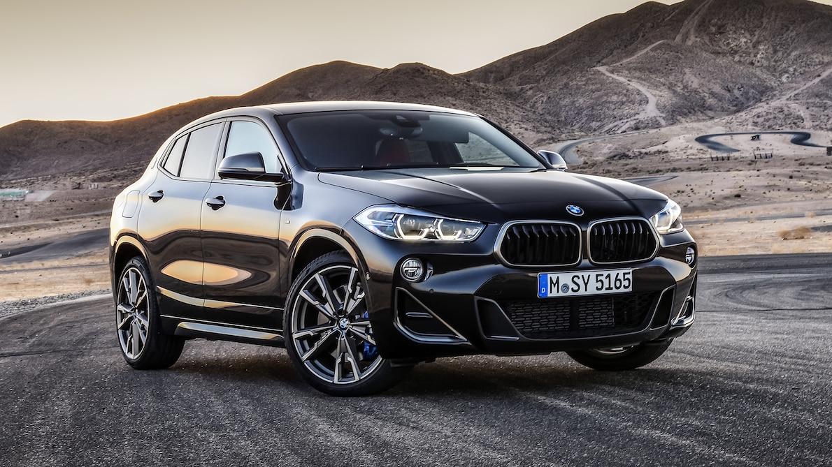 2019 BMW X2 M35i Front Three-Quarter Wallpapers (14)