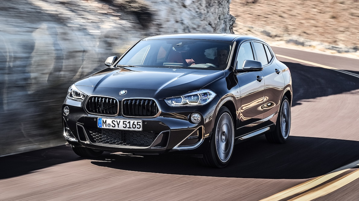 2019 BMW X2 M35i Front Three-Quarter Wallpapers (11)