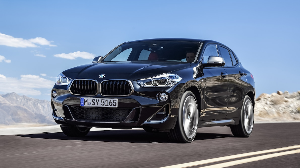 2019 BMW X2 M35i Front Three-Quarter Wallpaper (4)