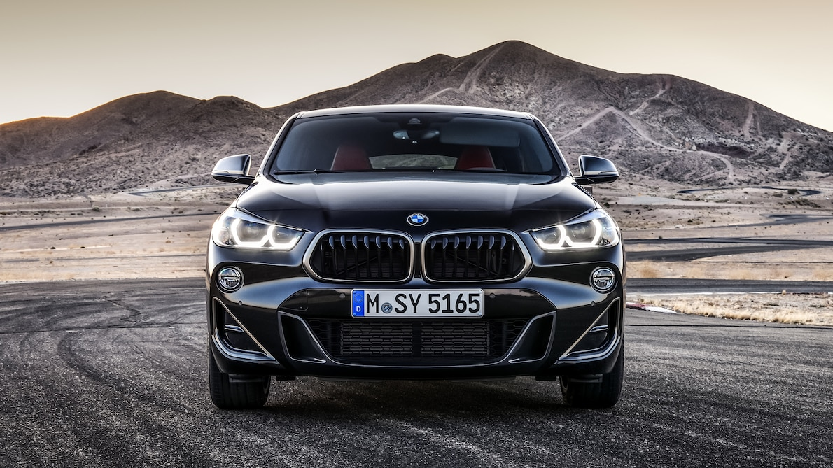 2019 BMW X2 M35i Front Wallpapers (15)