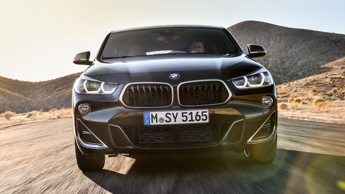 2019 BMW X2 M35i Front Wallpapers (12)