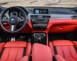 2019 BMW X2 M35i Interior Cockpit Wallpaper 150x120 (29)