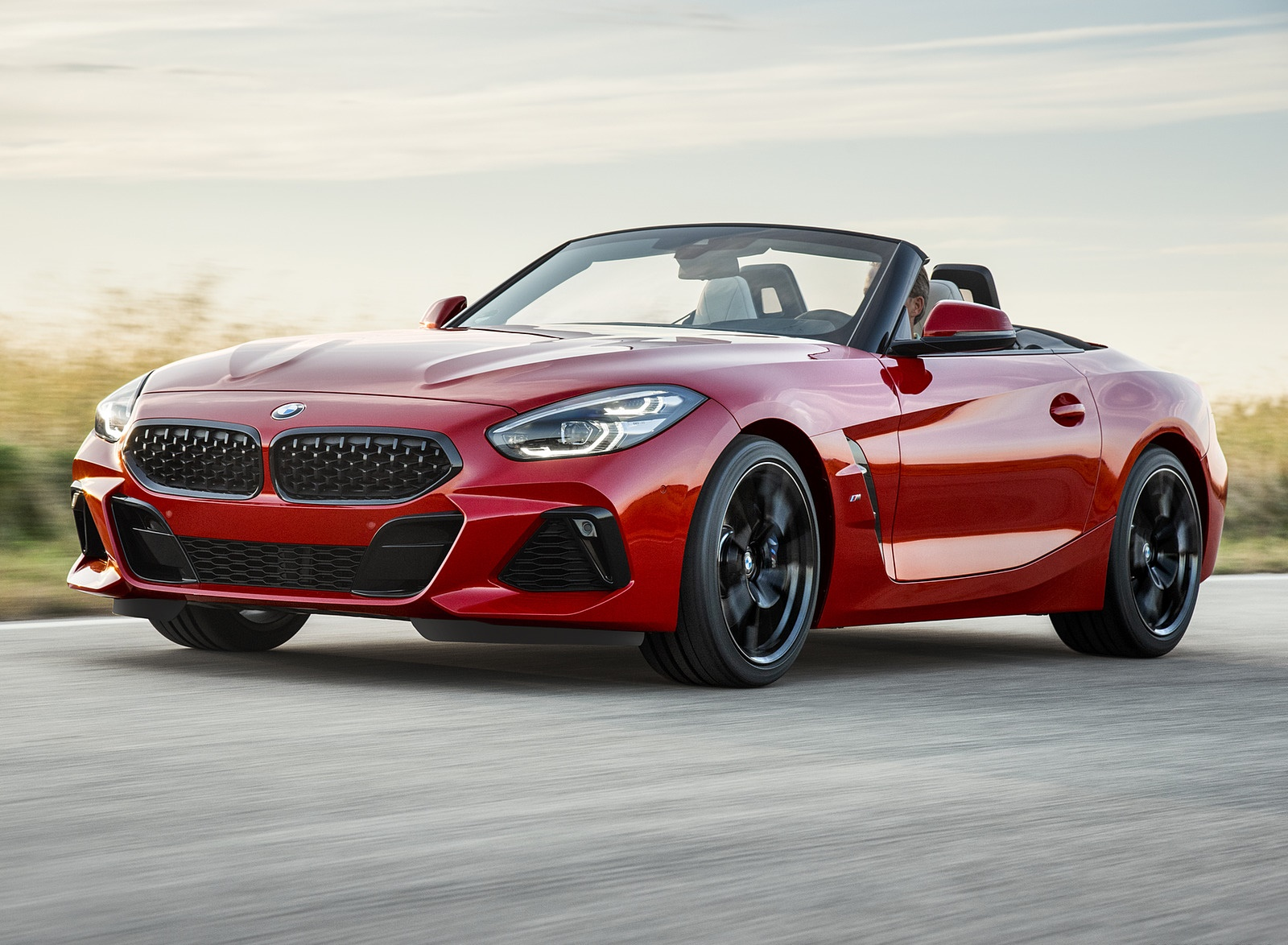 2019 BMW Z4 M40i First Edition Front Three-Quarter Wallpapers (2)