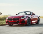 2019 BMW Z4 M40i First Edition Front Three-Quarter Wallpapers 150x120 (3)