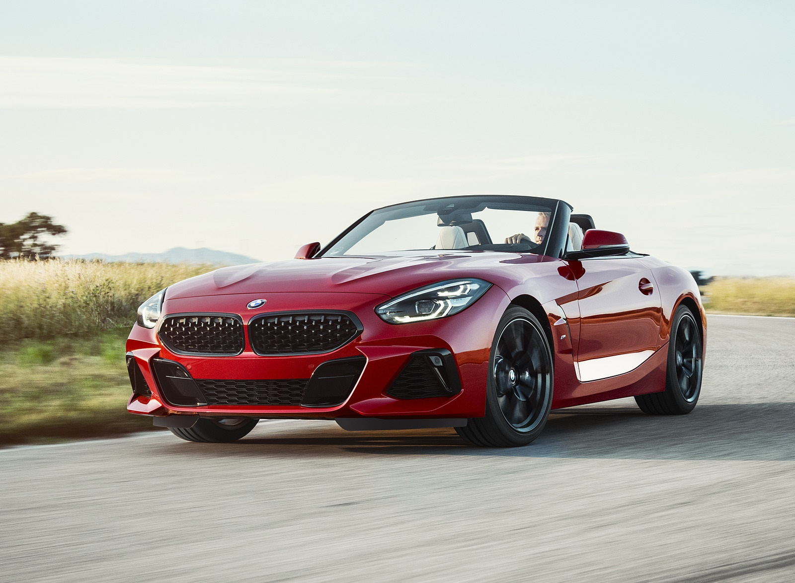 2019 BMW Z4 M40i First Edition Front Three-Quarter Wallpapers (3)