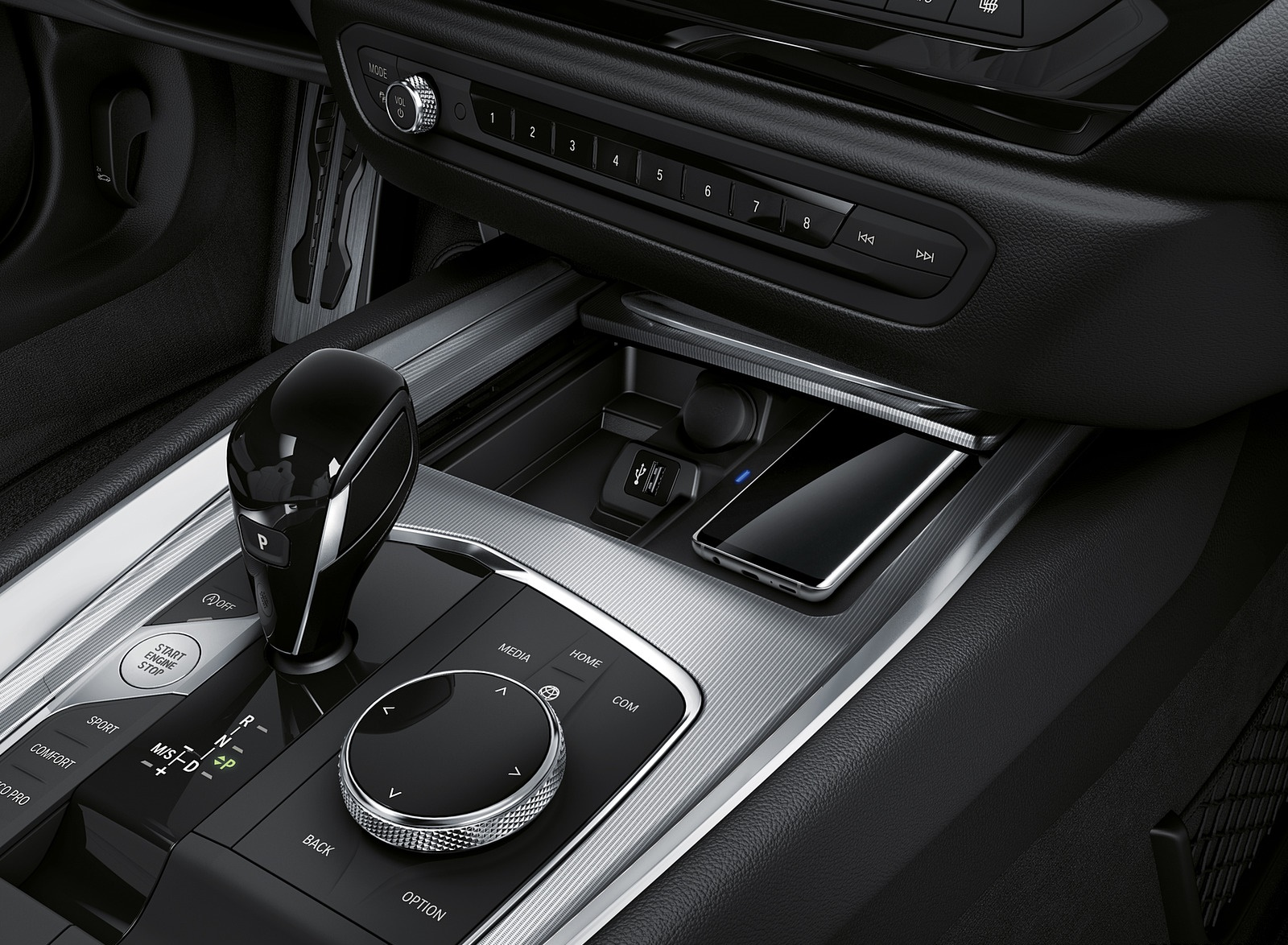 2019 BMW Z4 M40i First Edition Interior Detail Wallpapers (15)