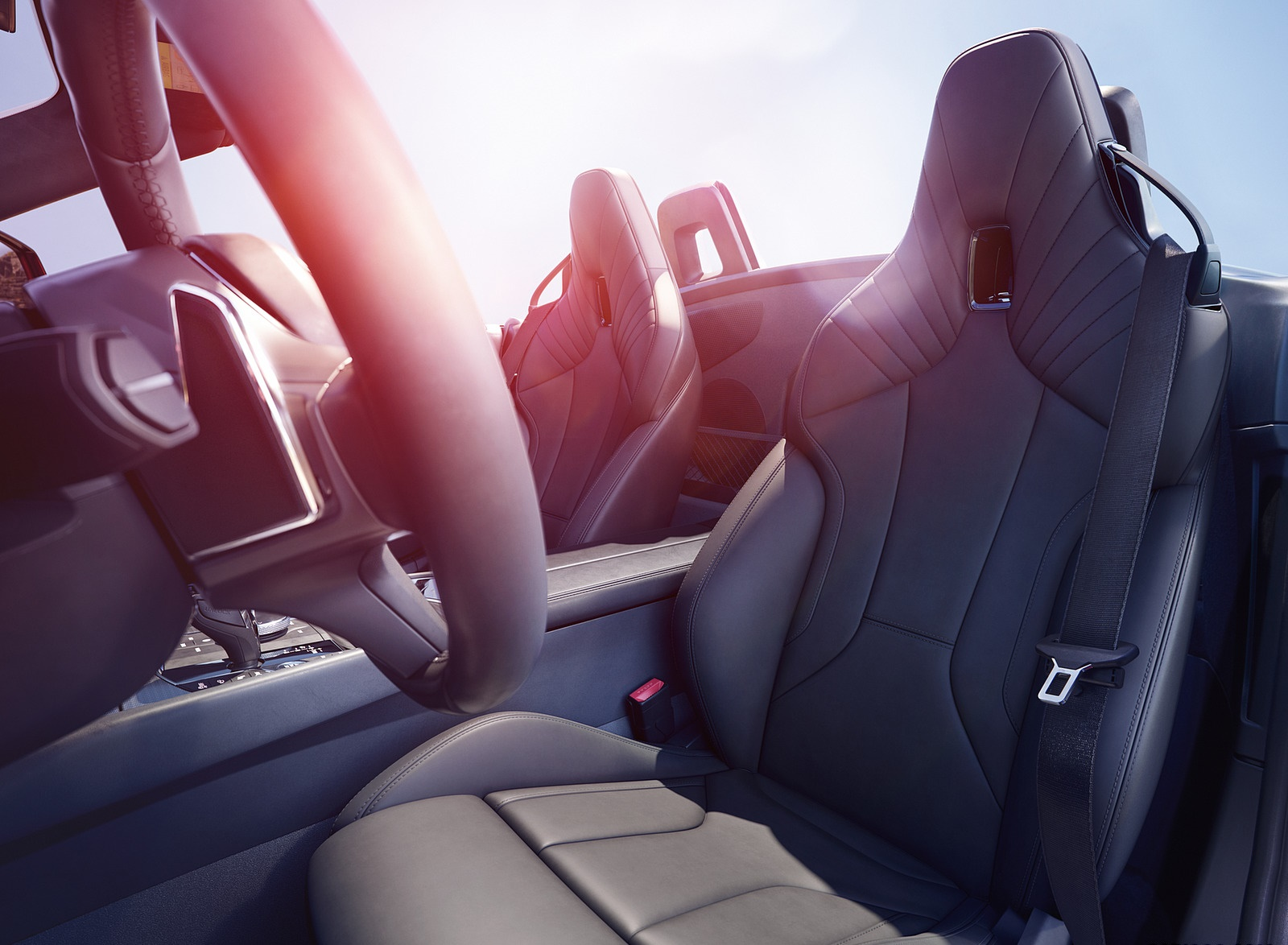 2019 BMW Z4 M40i First Edition Interior Seats Wallpapers (14)