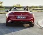 2019 BMW Z4 M40i First Edition Rear Wallpapers 150x120 (13)
