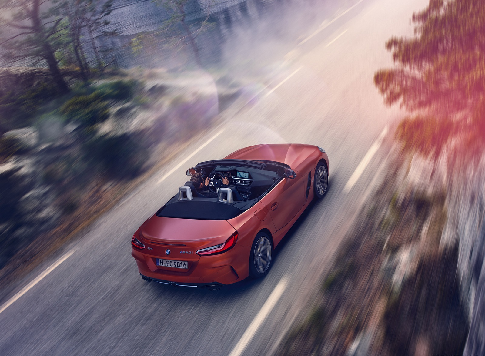 2019 BMW Z4 M40i First Edition Top Wallpapers (8)