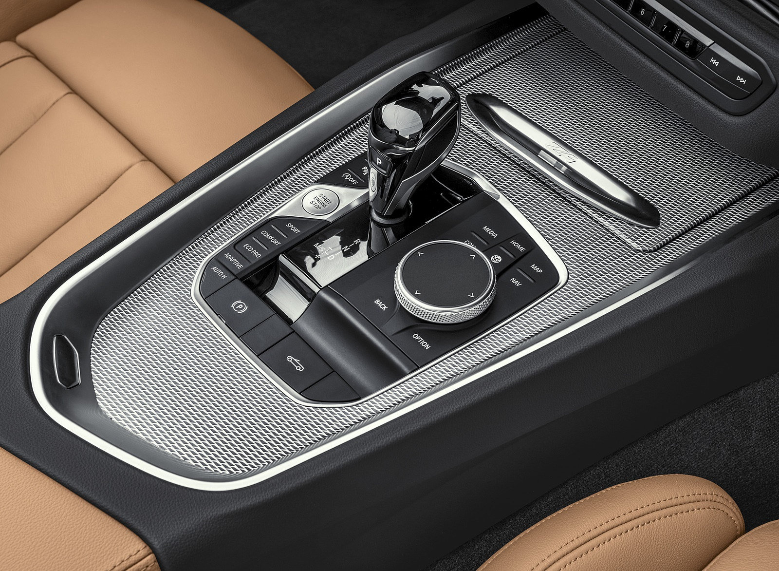 2019 Bmw Z4 M40i Interior Detail Wallpapers 38 Newcarcars