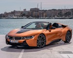 2019 BMW i8 Roadster (Color: E-Copper) Front Three-Quarter Wallpapers 150x120 (39)