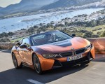 2019 BMW i8 Roadster (Color: E-Copper) Front Three-Quarter Wallpapers 150x120 (38)