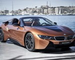2019 BMW i8 Roadster (Color: E-Copper) Front Three-Quarter Wallpapers 150x120 (49)