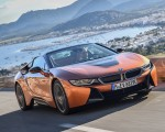 2019 BMW i8 Roadster (Color: E-Copper) Front Three-Quarter Wallpapers 150x120 (37)
