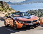 2019 BMW i8 Roadster (Color: E-Copper) Front Three-Quarter Wallpapers 150x120 (36)