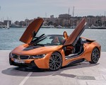 2019 BMW i8 Roadster (Color: E-Copper) Front Three-Quarter Wallpapers 150x120 (35)
