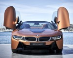 2019 BMW i8 Roadster (Color: E-Copper) Front Wallpapers 150x120 (47)