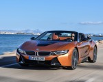 2019 BMW i8 Roadster (Color: E-Copper) Front Wallpapers 150x120 (34)