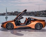 2019 BMW i8 Roadster (Color: E-Copper) Side Wallpapers 150x120 (44)