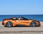 2019 BMW i8 Roadster (Color: E-Copper) Side Wallpapers 150x120 (43)