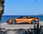2019 BMW i8 Roadster (Color: E-Copper) Side Wallpapers 150x120 (42)