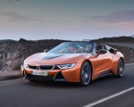 2019 BMW i8 Roadster Front Three-Quarter Wallpapers 150x120 (3)