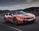 2019 BMW i8 Roadster Front Three-Quarter Wallpapers 150x120 (5)