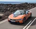 2019 BMW i8 Roadster Front Three-Quarter Wallpapers 150x120 (4)