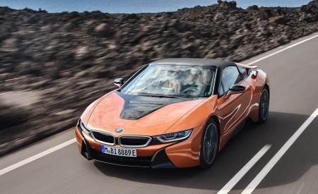 2019 BMW I8 Roadster And Coupe Wallpapers HD